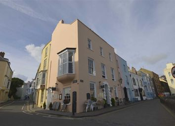 Thumbnail Commercial property for sale in St. Julian Street, Tenby, Pembrokeshire