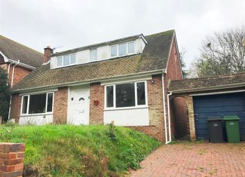 Thumbnail 4 bed property to rent in Linley Drive, Hastings