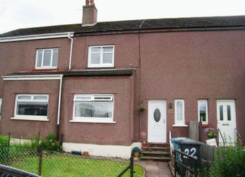 Thumbnail 3 bed terraced house for sale in Dunvegan Avenue, Townhead, Coatbridge