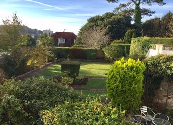 Thumbnail 2 bed flat to rent in Higher Warberry Road, Torquay