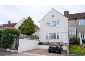 Thumbnail 3 bed end terrace house for sale in Duncombe Avenue, Plymouth