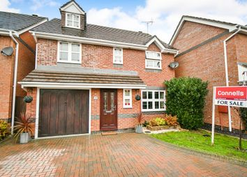 Thumbnail 4 bed detached house for sale in Osterley Road, Swindon
