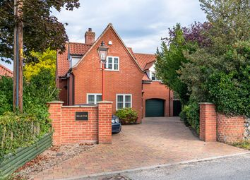 Thumbnail 5 bed detached house for sale in Mill Road, Barningham, Bury St. Edmunds