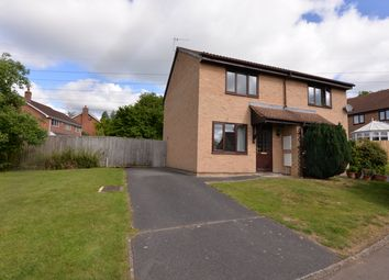 Thumbnail 2 bed semi-detached house to rent in Pottle Close, Botley, Oxford
