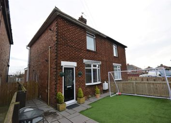 Thumbnail 2 bed semi-detached house for sale in Greenside Avenue, Horden, County Durham