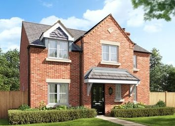 Thumbnail 4 bed detached house for sale in Forest Grange, Off William Nadin Way, Swadlincote