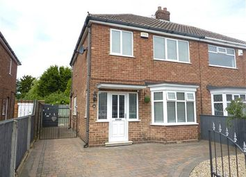 Thumbnail 3 bed semi-detached house for sale in Drake Avenue, Grimsby