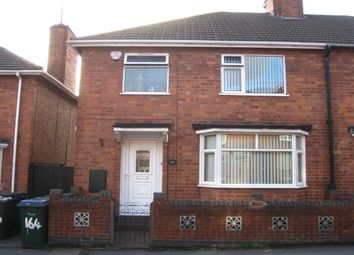 Thumbnail 4 bed semi-detached house for sale in Terry Road, Stoke, Coventry