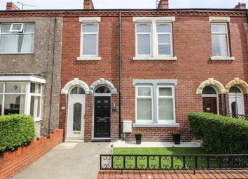 Thumbnail 2 bed flat to rent in Avenue Road, Seaton Delaval, Seaton Delaval