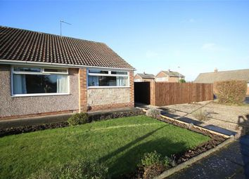 Thumbnail 2 bed semi-detached bungalow for sale in Edgecombe Drive, Darlington