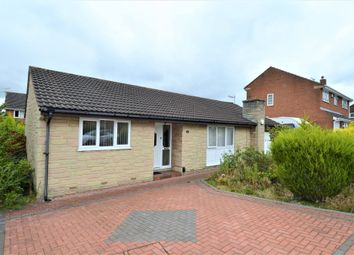 Thumbnail 2 bed detached bungalow to rent in Field Head Way, Newbold, Chesterfield, Derbyshire