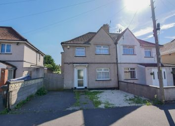 Thumbnail 3 bed semi-detached house for sale in Bantry Road, Knowle, Bristol