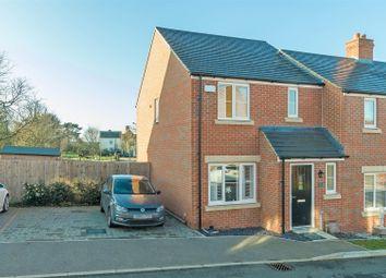 Thumbnail Semi-detached house for sale in Green Oak Crescent, Iwade, Sittingbourne
