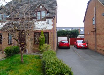 Thumbnail 2 bed semi-detached house to rent in Raven Close, Riddings, Alfreton