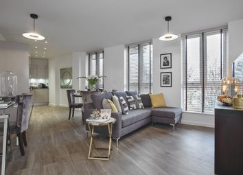 Thumbnail 2 bed flat for sale in Geoff Cade Way, Bow
