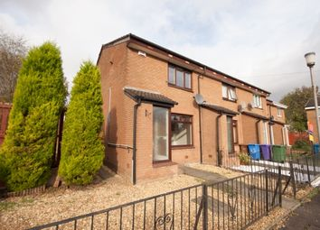 Thumbnail 2 bed end terrace house for sale in Ardargie Place, Glasgow