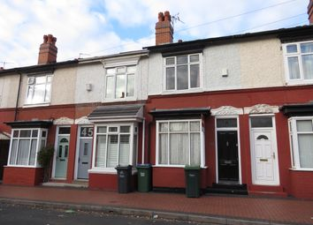 Thumbnail 2 bed terraced house to rent in Capethorn Road, Smethwick