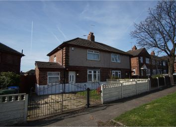 Thumbnail 3 bed semi-detached house for sale in Kingsway, Widnes
