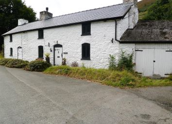 Thumbnail 4 bed detached house for sale in Hirnant, Penybontfawr, Oswestry