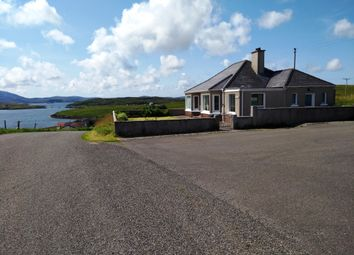 Thumbnail 3 bed detached bungalow for sale in Bernera, Isle Of Lewis