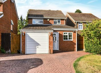 Thumbnail 3 bed detached house for sale in Sandy Mead, Maidenhead
