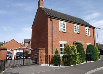 Thumbnail 4 bed detached house for sale in Park Road, Bowerhill, Melksham