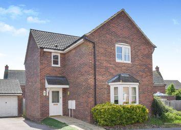 3 bed detached house for sale in Canal Lane, Deanshanger, Milton Keynes MK19