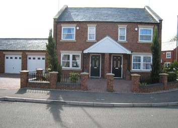 Thumbnail 2 bed semi-detached house to rent in Minster Court, Long Sutton, Spalding
