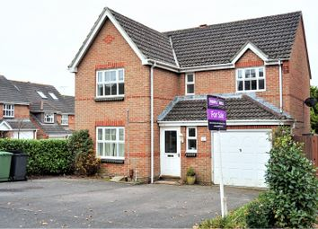 Thumbnail 4 bed detached house for sale in Lovage Road, Whiteley