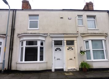 Thumbnail 2 bed terraced house for sale in Samuel Street, Stockton-On-Tees