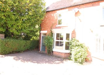 Thumbnail 2 bed semi-detached house to rent in Bank Close, Uttoxeter