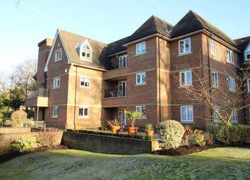 Thumbnail 2 bed flat for sale in Churchfields Avenue, Weybridge