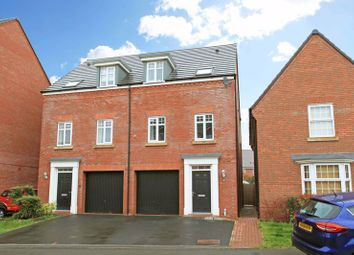 Thumbnail 3 bed semi-detached house for sale in Yew Tree Close, Spring Gardens, Shrewsbury