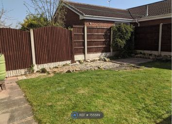 Thumbnail 2 bed bungalow to rent in Elmdale Drive, Edenthorpe, Doncaster