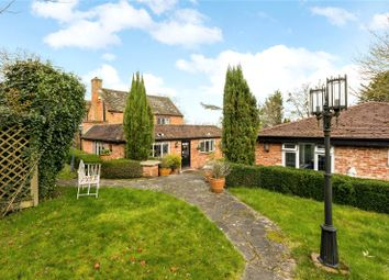 Thumbnail 4 bed property for sale in Church Road, Cookham Dean, Berkshire