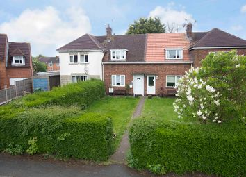 Thumbnail 2 bed terraced house for sale in Highfield Grove, Corby