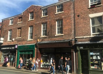 Thumbnail Retail premises for sale in Northgate Street, Chester