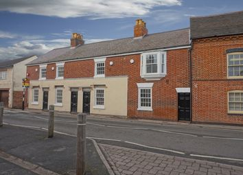 Thumbnail 4 bed town house for sale in High Street, Measham