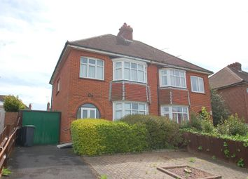 Thumbnail 3 bedroom semi-detached house for sale in Bury Close, Gosport
