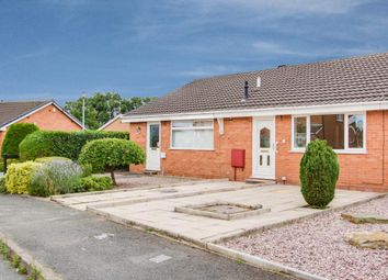 Thumbnail 1 bed terraced bungalow for sale in Hythe Avenue, Crewe