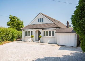 Thumbnail 5 bedroom detached house for sale in Northaw Road East, Cuffley, Potters Bar, Hertfordshire