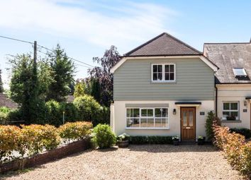 Thumbnail 2 bed end terrace house for sale in Wormley, Godalming, Surrey
