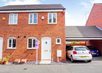 2 bed semi-detached house for sale in Widdowson Road, Long Eaton, Nottingham NG10