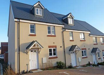 Thumbnail 4 bed terraced house for sale in The Folly, Amesbury, Salisbury
