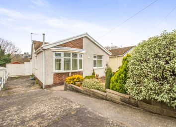 Thumbnail 3 bed semi-detached bungalow for sale in Fairview Close, Pontyclun