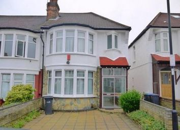 Thumbnail 3 bed semi-detached house to rent in Sandringham Close, Enfield