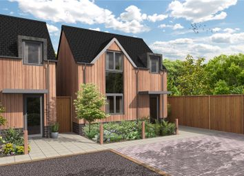 Thumbnail 3 bed detached house for sale in The Harleys, Worcester Road, Drakes Broughton, Pershore