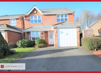 Thumbnail 4 bedroom detached house to rent in Priory Way, Langstone