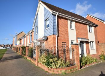 Thumbnail 3 bed end terrace house for sale in St Simon Close, Queens Hill, Costessey, Norwich, Norfolk