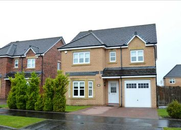 Thumbnail 4 bed detached house for sale in Morven Drive, Motherwell